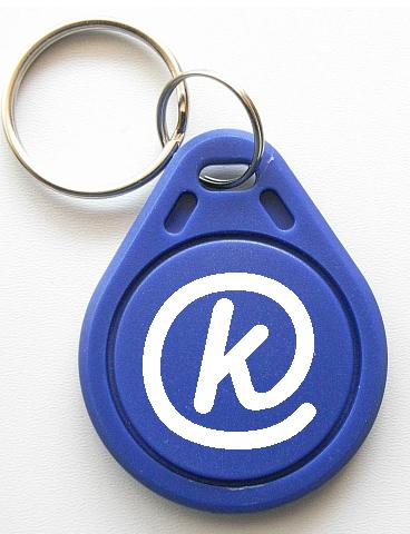key-kode Apertura de puertas codificada sin llave